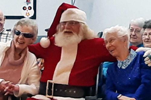 Santa loves